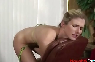 Pervert Son forces Anal with Mom FREE Mom Videos - 5:38
