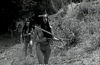 Sex Meeting of Indians and Cowboys - 3:00