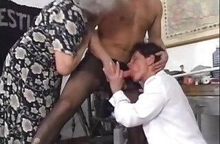Granny Orgy - 28:59
