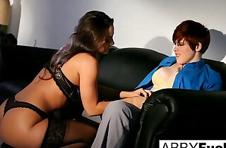 Film Noir smoking lesbians fuck like superstars - 9:13