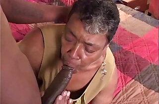 Ebony loves black cock - 6:06