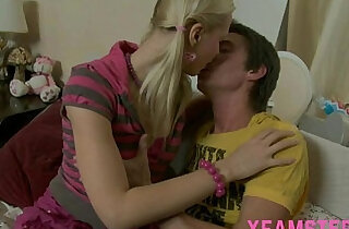Tight lolita amateur daughter gets deep by stepbro in her tiny asshole - 23:49