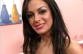Horny Spanish chick Angelina Valentine gets team fucked - 31:50