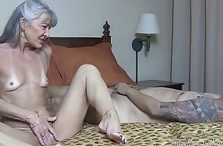 Milf has slave worship her ass trailer - 0:59