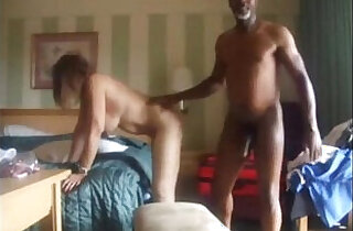 Cuckolding Wife Enjoys a Big Black hard Cock - 7:06
