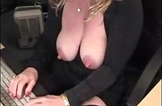 big nipples big clitoris busty mature blonde amateur squirts - 14:55