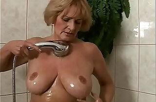 Horny granny Sally - 6:35