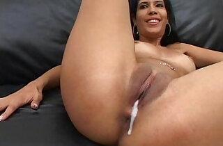 Amateur Puerto Rican Babe Creampied - 6:37