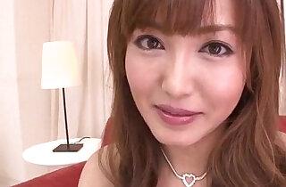 Mami Asakura feels toys over her moist pussy - 13:27