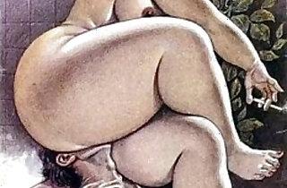 Huge Breast Big Ass Femdom BDSM - 4:32