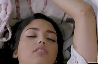 Naughty latina Vanessa Sky interracialed - 6:46