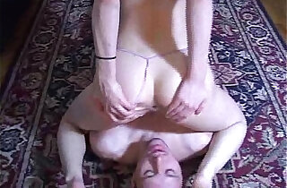 Mistress sits on a face only to explode her stinky fart - 2:59