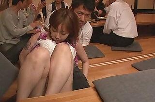 Minami Kitagawa foursome ends in an asian cum facial - 8:27