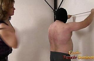 Merciless Mistress Flogs Her Slave Too Hard - 21:32