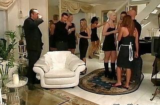 Group banging with amazing sluts - 11:29