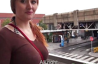 Real party euro slut gets pounded for cash - 6:01