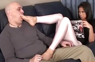 Stepdaughter Knows He Stands on Feet, HD Porn - 12:23