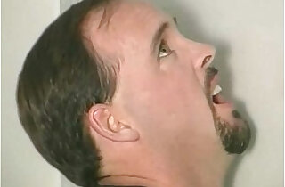 Gloryhole Hostage stealing his cum - 5:52