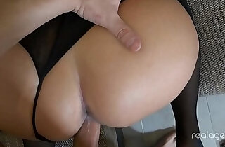 Slut Student Pays Rent With Pussy! - 21:26