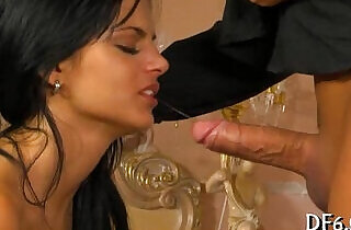 First time oral sex pleasure porn - 5:03