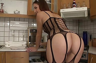 Hot ass stockings sucks - 6:33