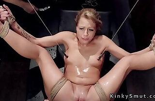 Deep throat and anal training - 5:29