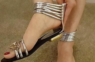 Beatiful Chinese Feet - 10:15