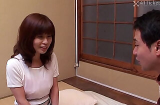 Japanese Cougar Sayori Mizusawa Uncensored JAV - 6:11
