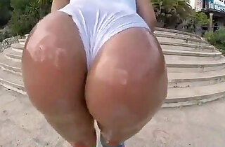 ass compilation, girls twerking, shaking it, and showing off - 34:15