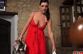 Spanish Mom Carla Pons at Saboom - 10:13