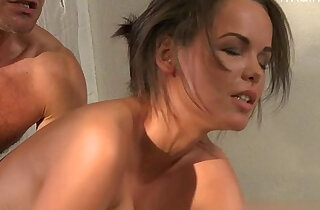 Natural big tits painful anal - 21:49