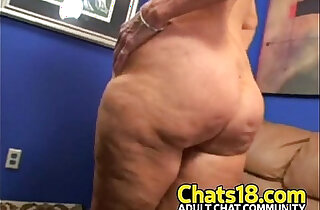 You gotta love this hairy old pussy porn clip granny fucking - 20:36