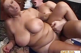 Older MILF ass fucked hard by stud - 21:31