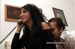 Italian Older Sister - 28:21