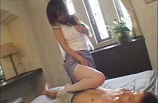 Japanese teacher fucks student Riko tachibana sex clip - 1:57:44
