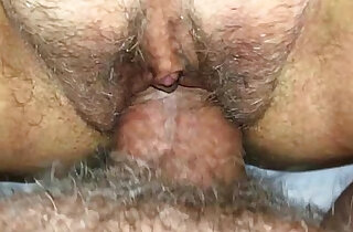 MILF throat fucked and creampied - 10:55