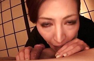 Perfect Japanese blowjob Hara - 12:10