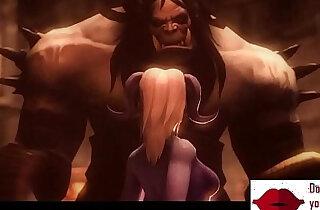 Gameplay Warcraft orcs clan punish elf w - 15:12