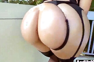 Big Curvy Butt girl get oiled ass Girl gina valentina nappi Get It Deep In Her Behind video 30 - 6:33
