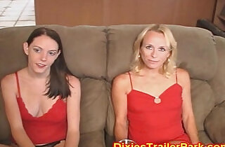 Taboo Teen and her Milf sister - 8:51