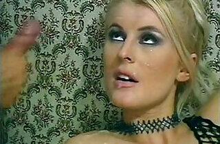 Sandra Russo Facial Compilation - 55:33