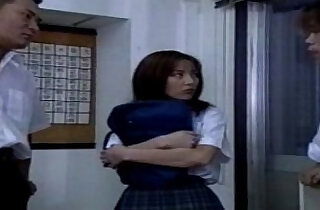 Sally Yoshino High School Girl Confinement - 58:25