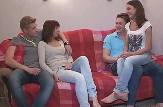 Young Sex Parties Calling a friend for a sex party Kristina, Foxy Di - 7:32