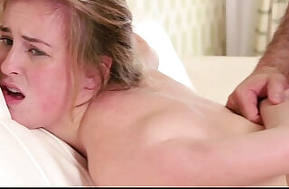 PunishTeens Blonde Teen Wants To Get Spanked by Daddy - 8:52