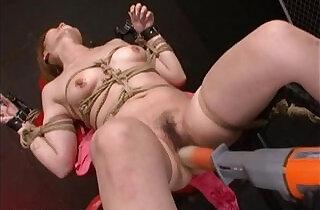Extreme Uncensored Japanese Device Bondage Sex - 5:28
